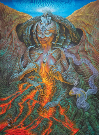 Mata Agung - Signed Edition of 50