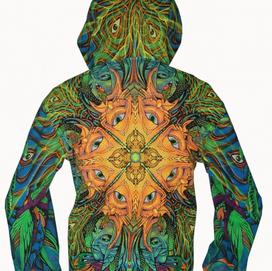 PolyMorph Hooded Zip Jacket