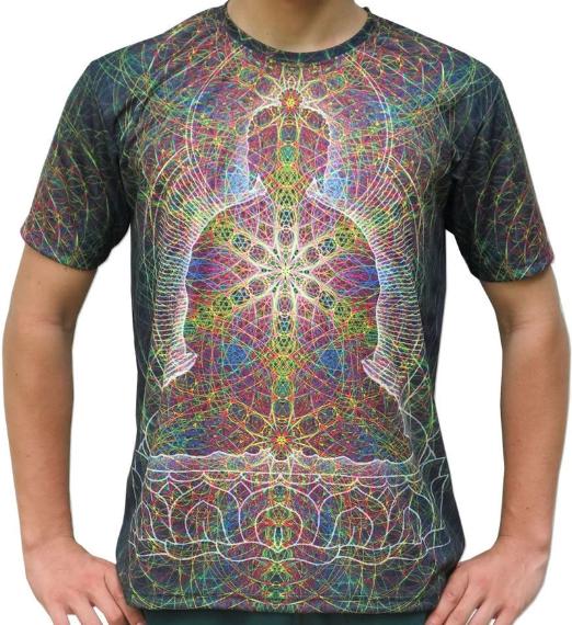 Rainbow Buddha Sublime T