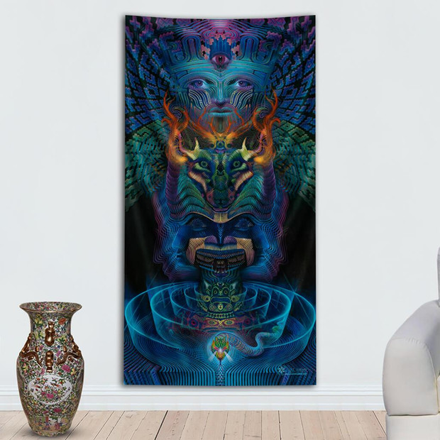 Hierophant Tapestry