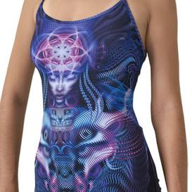 Sublime Kali Top - Violet Foxy Lady