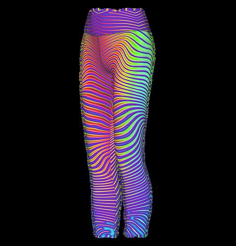 Zebracorn UV Leggings