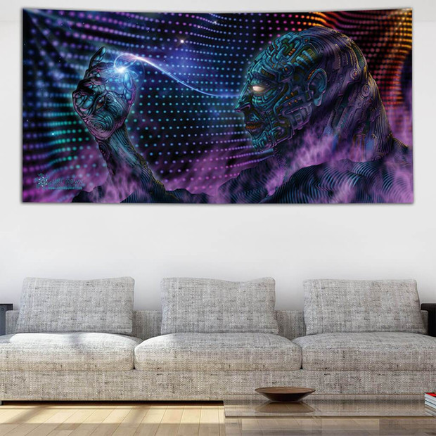 Starseed Dreamer Tapestry