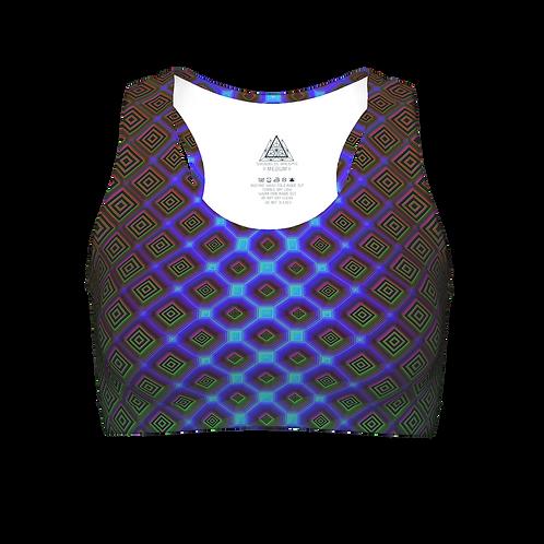 Cubic UV Yoga Top