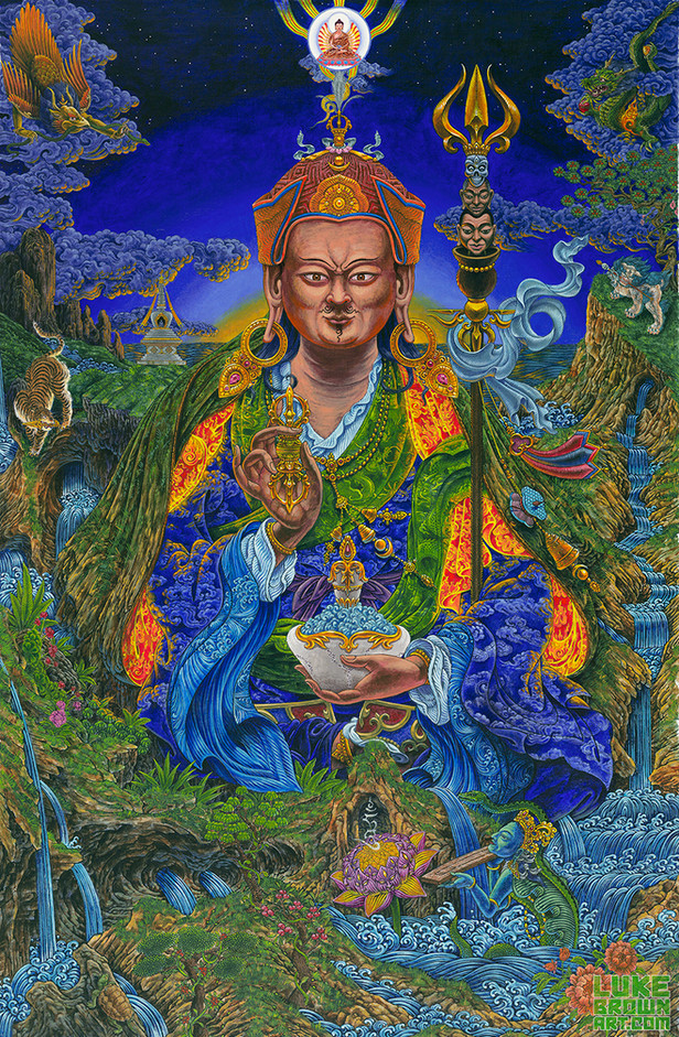 Padmasambhava painting by Luke Brown.jpg
