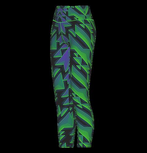 Angular UV Leggings