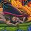 Thumbnail: SENGE DRADOG - Luke Brown Canvas Print - Signed Edition of 111