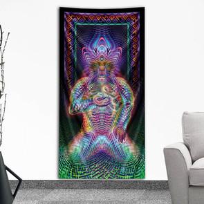 Kermode Spirit Bear Tapestry