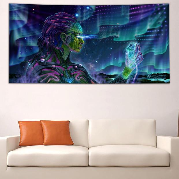 Starseed Awake Tapestry