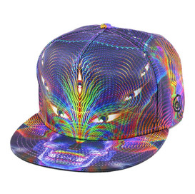 Yamantaka Fitted Hat