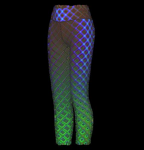 Cubic UV Leggings