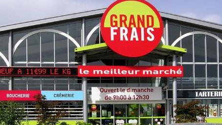 L'enseigne Grand Frais n'est plus à vendre !