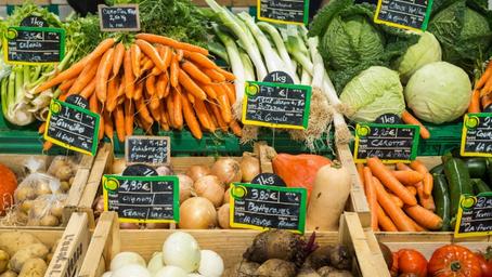 Les fruits et légumes tirent leur épingle du jeu malgré la crise sanitaire.