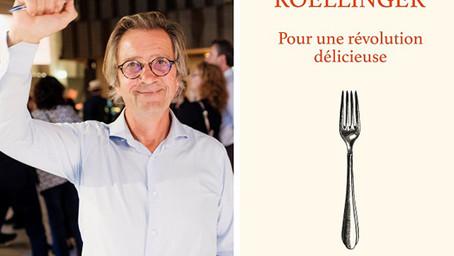 Les chefs Olivier Roellinger et Michel Guérard plaident pour un droit au bien manger.