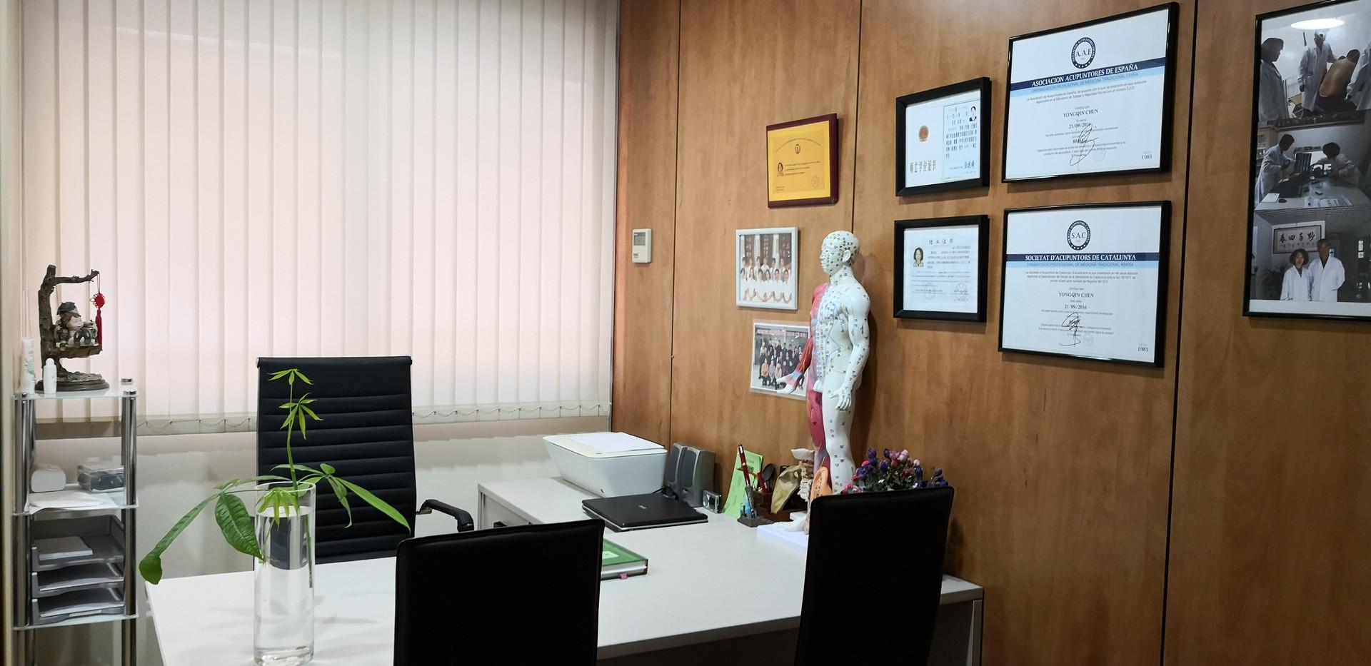 Despacho gerencia