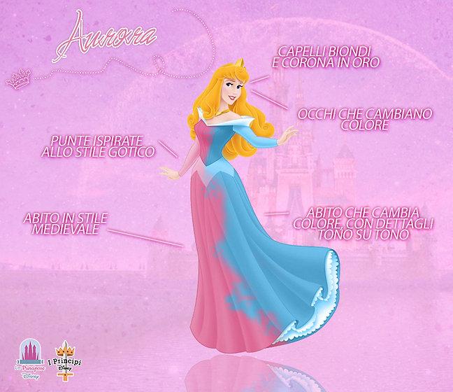 andare online Liquidazione del 60% stile moderno Lo Stile di Aurora | Le Principesse Disney