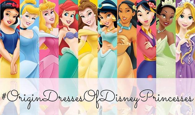online store 9906f 4c226 L'Origine degli abiti delle Principesse Disney
