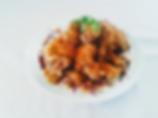 Spicy & Salt Crispy Duck w. Tea Crispy