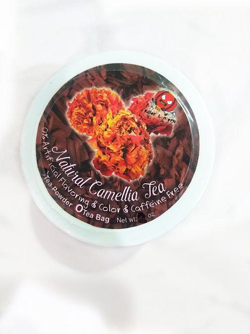 Non-GMO Camellia Tea Powder 無基改茶花粉
