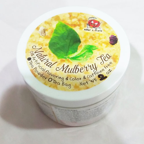 House Natural Mulberry Tea Powder 無基改桑葚粉