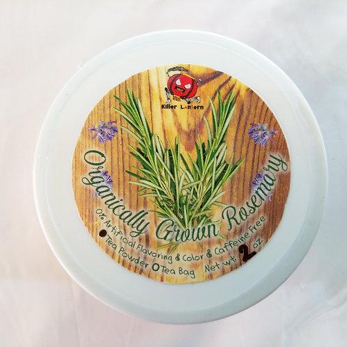 Non-GMO Rosemary Tea Powder 無基改迷迭香粉