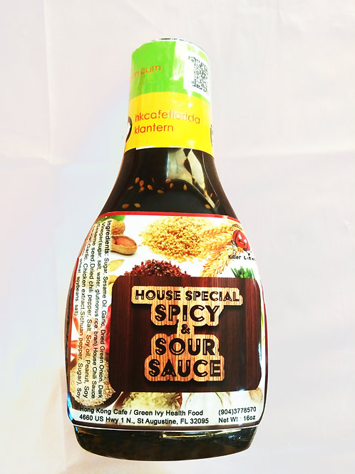 House Spicy & Sour Sauce 酸辣醬