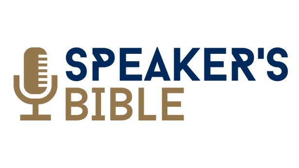 Speakers Bible logo