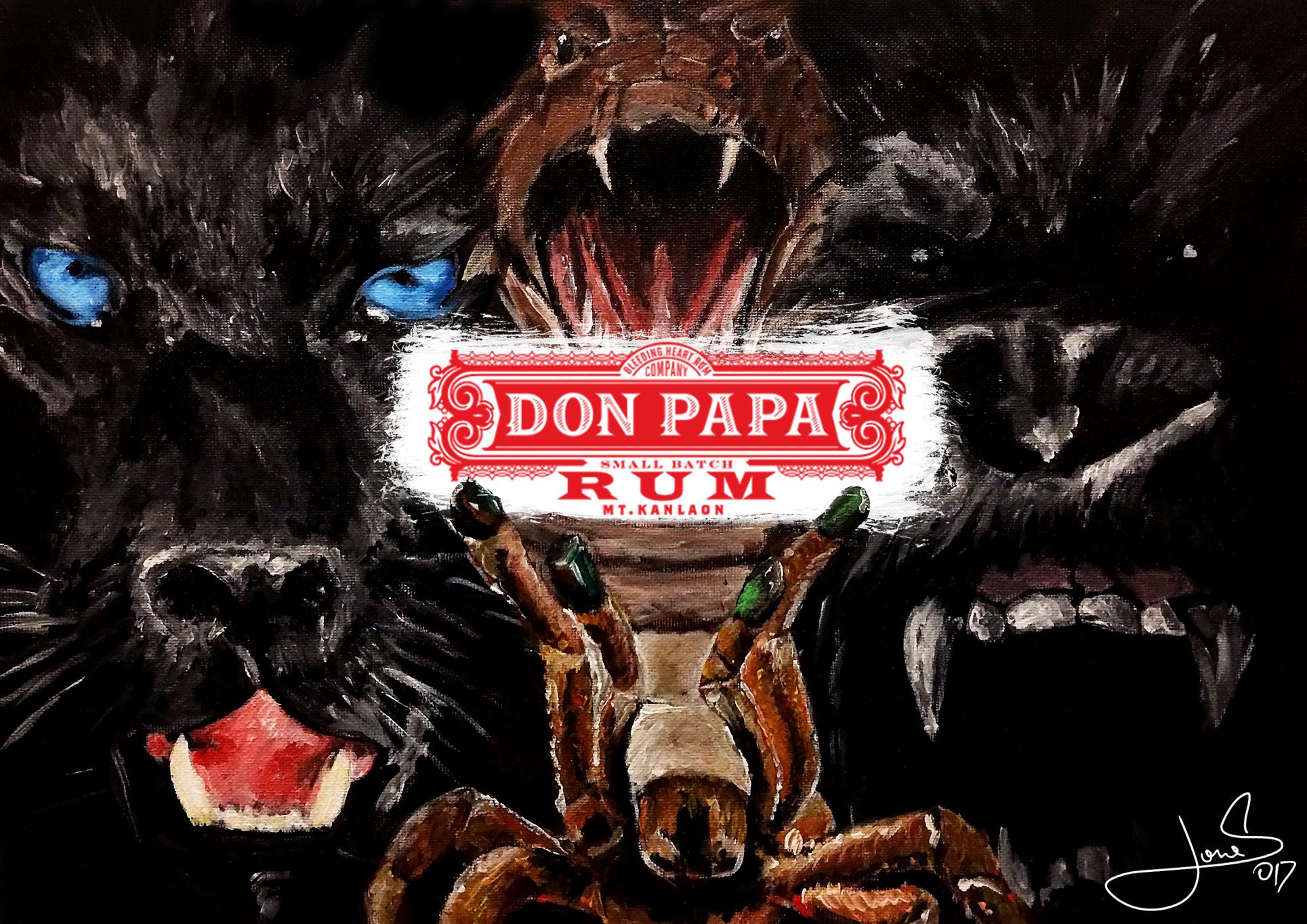 Don Papa design 1
