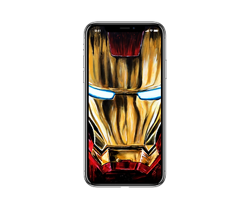 IRON MAN_iPhone X wallpaper_device.png
