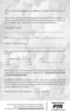 Flyer Abingdon PTA MEMBERSHIP FALL ENG-0