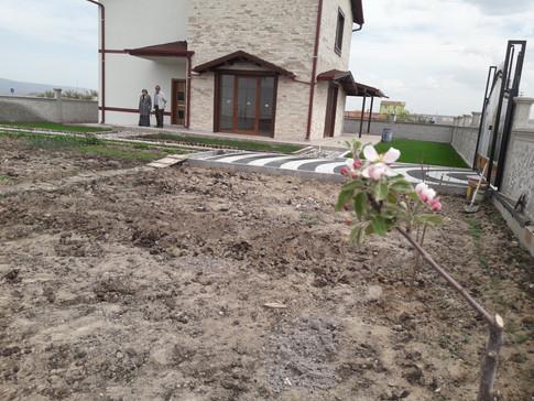 Gesi Çiftlik Evi Projesi Hobi Bahçesi
