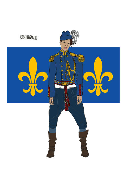 Duc d'Orleans