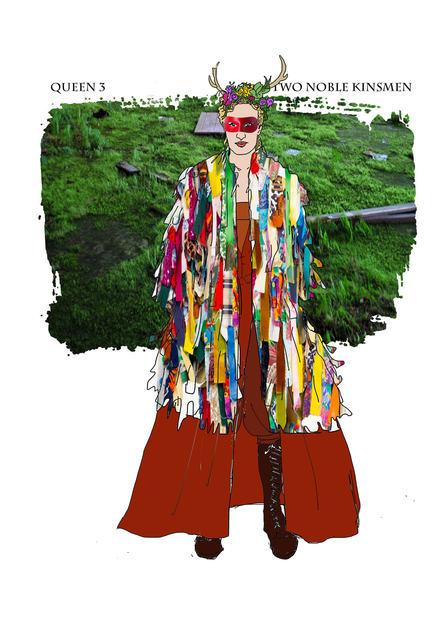 Morris Costume