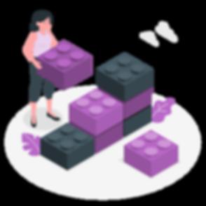 Building blocks-amico.png