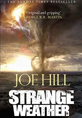 Review's night, Joe Hill, Strange Weather.