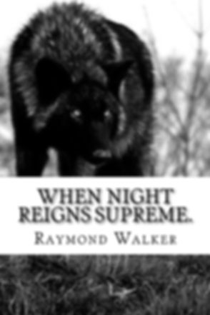 BookCoverImage when night reigns supreme