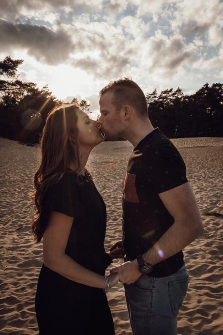 Loveshoot trouwen Apeldoorn