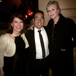 Vibrato with Jane Lynch, Kate Flannery