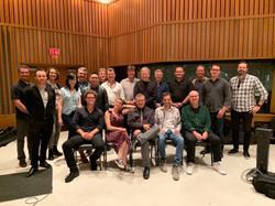 Crystal Lewis Big Band at Capitol Studios