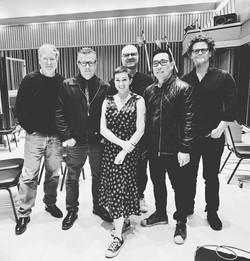 Crystal Lewis at Capitol Studios