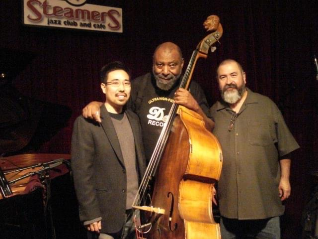 """Steamers with Henry """"Skipper"""" Franklin and Ramon Banda"""
