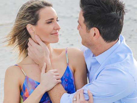 A Jacksonville Beach Love Story