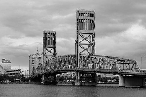 Jacksonville in Black & White