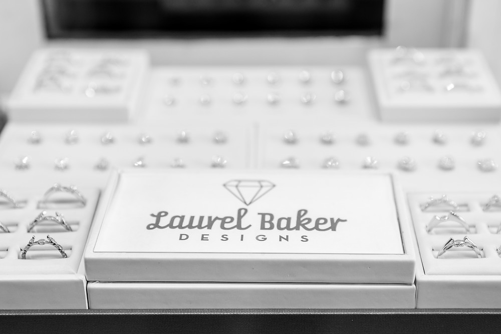 laurel baker designs custome engagement rings diamonds and gems san marco road