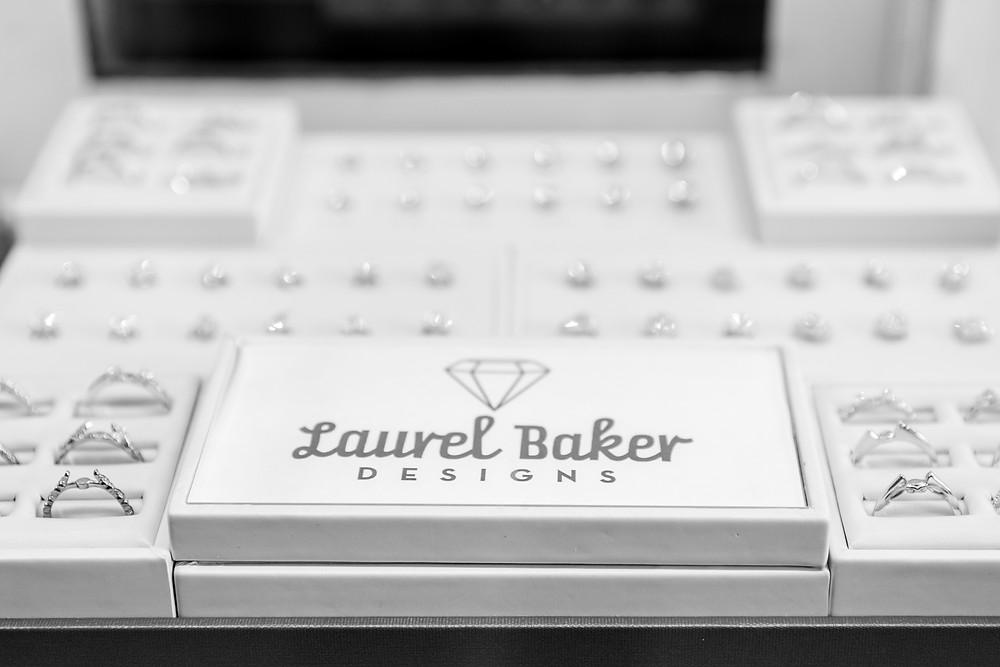 laurel baker designs custome engagement rings diamonds and gems san marco road