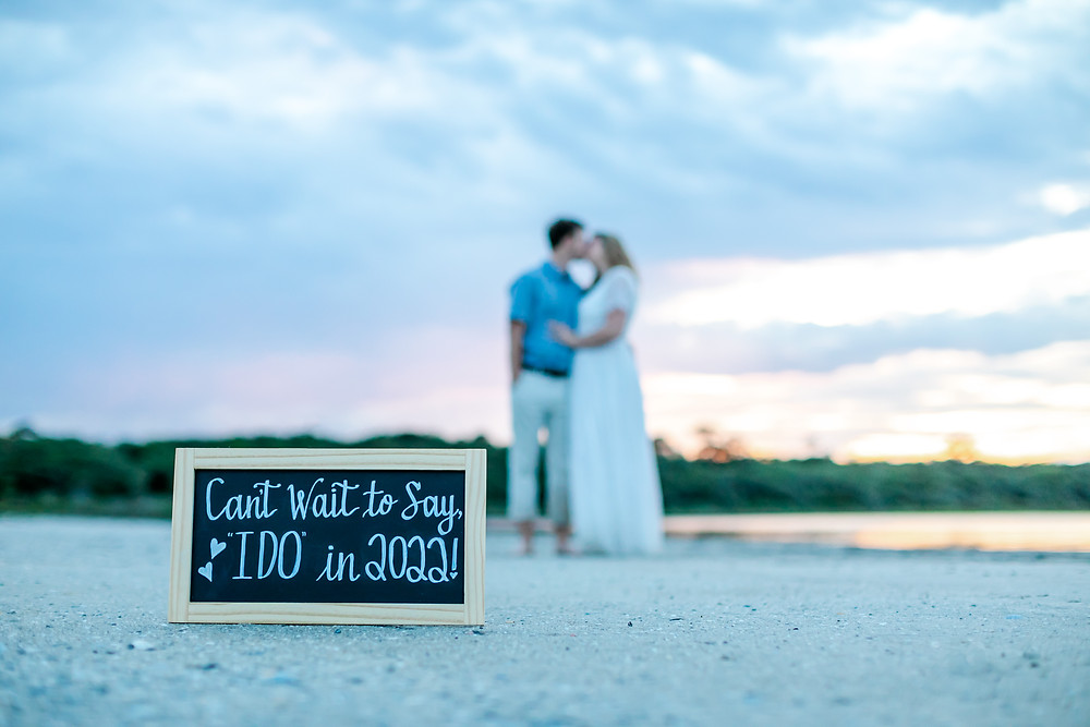 """guana state park st. Augustine Jacksonville Florida wedding engagement session engagement ring say """"I do"""" in 2022 bride groom engaged"""