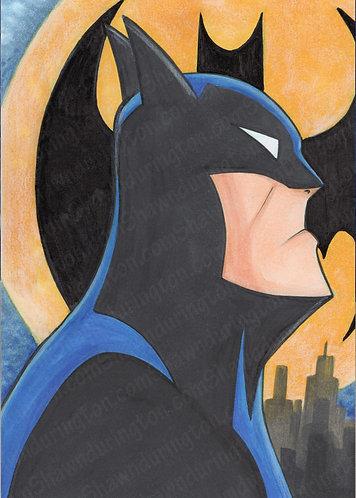 Batman - 5x7 Print