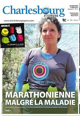 Charlesbourg Express Nathalie Bisson