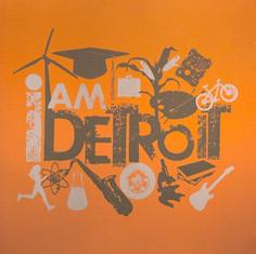 I am Detroit Poster