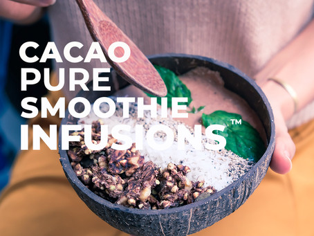CACAO Nutty Breakfast Bowl